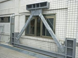 第二大隊第四中隊瑞光駐地耐震補強工程